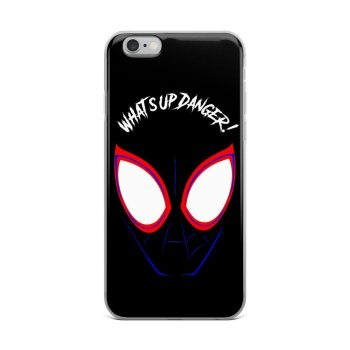 Spiderman Whats Up Danger Custom iPhone X Case