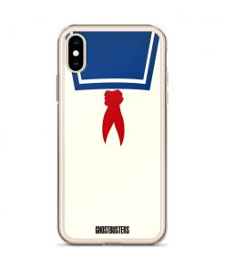 Ghostbusters Costume Set Custom iPhone X Case