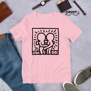 Top Best Buddies Unisex T Shirt