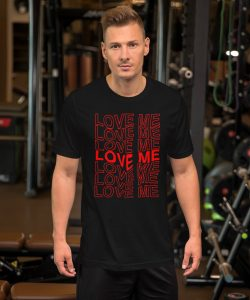 Love Me Aesthetic Grunge T Shirt