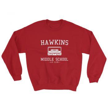 Stranger Things Hawkins AV Club Sweatshirt