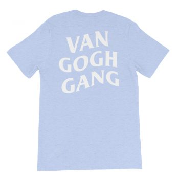 Van Gogh Gang ASSC Anti Social Club T Shirt