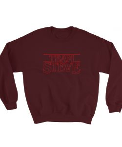 Stranger Things Season 3 Team Steve Sweatshirt