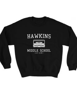 Stranger Things Hawkins AV Club Sweatshirt