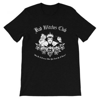 Bad Witch Club Maleficent Queen T Shirt