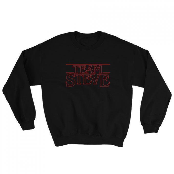 Stranger Things Season 3 Team Steve Sweatshirt