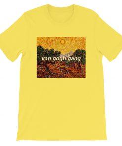 Van Gogh Gang Aesthetic T Shirt