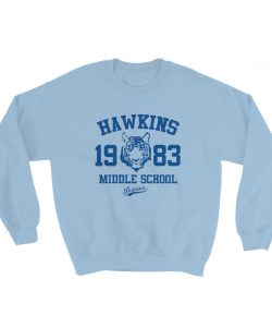Stranger Things Indiana Hawkins Middle School Sweatshirt