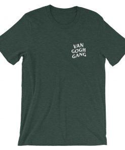 Van Gogh Gang ASSC Anti Social Club T Shirt