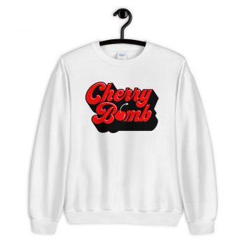 Classic Cherry Bomb Sweatshirt