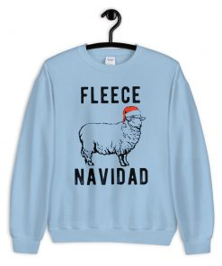 Fleece Navidad Ugly Christmas Sweater