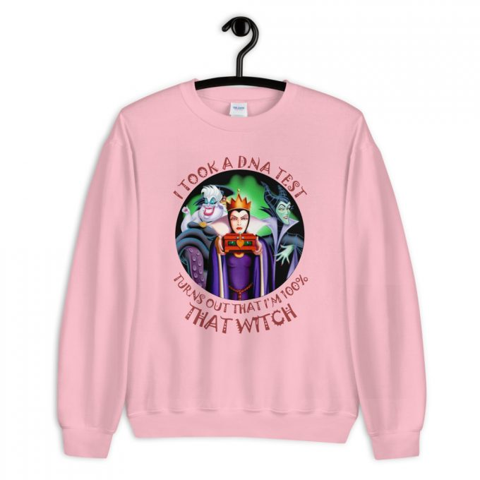 I Took A DNA Test Turns Out That Witch Sweatshirt