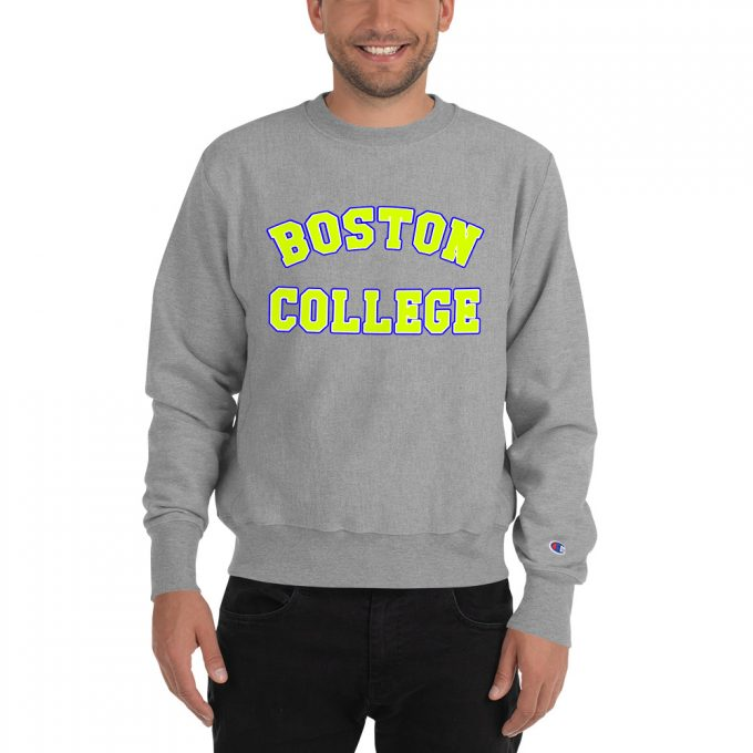 Cheap Boston College Champion Sweatshirt