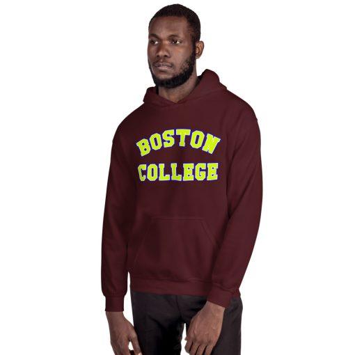 Cheap Boston College Unisex Hoodie