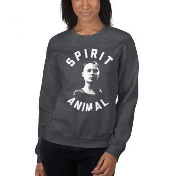 Greta Thunberg Climate Spirit Animal Sweatshirt