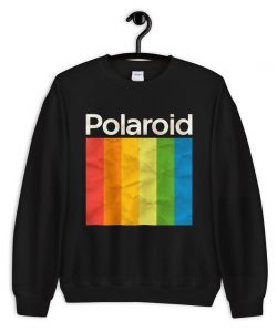 Cheap Polaroid Colorful Unisex Sweatshirt