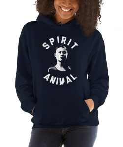 Greta Thunberg Climate Activist Spirit Animal Unisex Hoodie