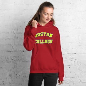 Cheap Boston College Unisex Hoodie