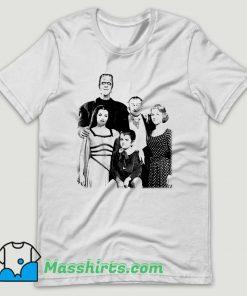 1960S The Munsters Herman T Shirt Design