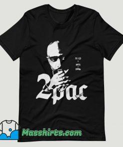 2Pac Tupac Shakur King Rap T Shirt Design