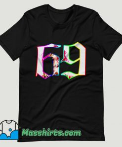 6ix9ine Tekashi T Shirt Design