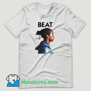 ASAP Rocky Beat T Shirt Design