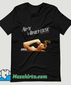 Amy Winehouse Back To Back T Shirt Design