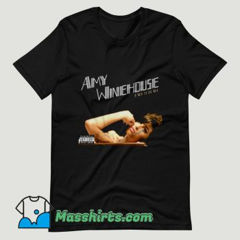 Amy Winehouse Back To Back T Shirt Design