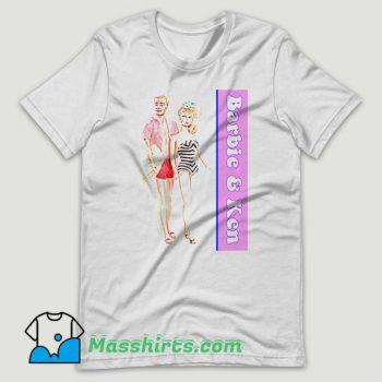 Barbie Ken Doll T Shirt Design