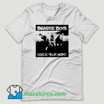 Beastie Boys Check Your Head Rap T Shirt Design