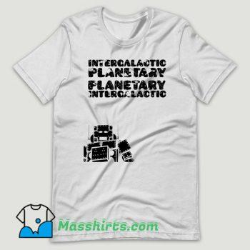 Beastie Boys Intergalactic T Shirt Design