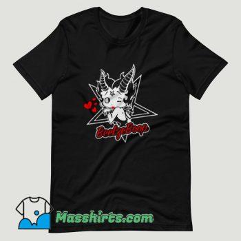 Betty Boop BeelfeBoop T Shirt Design