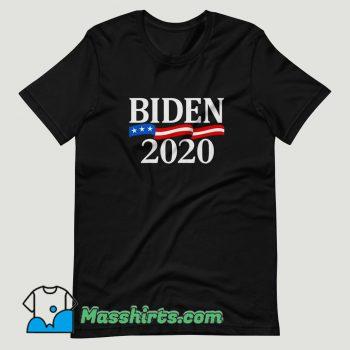 Biden 2020 Presidential T Shirt Design