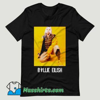 Billie Eilish Tour T Shirt Design