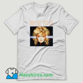 Bonnie Tyler Fasyer Than Night Speed T Shirt Design