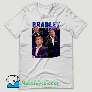 Bradley Walsh T Shirt Design