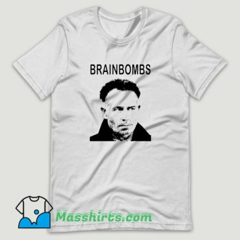 Brainbombs Ed Gein Garaga T Shirt Design