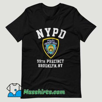 Brooklyn 99 NYPD T Shirt Design