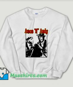 Cheap 1940s Amos N Andy Comedy Show Unisex Sweatshirt