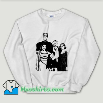 Cheap 1960S The Munsters Herman Unisex Sweatshirt