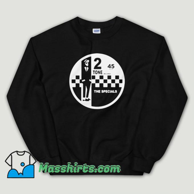 Cheap 2 Tone Records The Specials Retro Music Unisex Sweatshirt