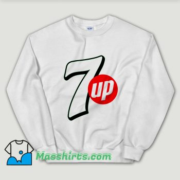 Cheap 7 UP Drink Coke Unisex Sweatshirt