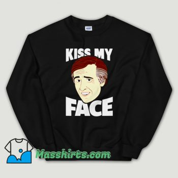 Cheap ALAN PARTRIDGE Kiss My Face Unisex Sweatshirt