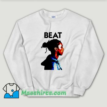 Cheap ASAP Rocky Beat Unisex Sweatshirt