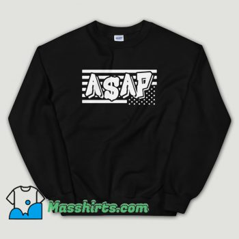 Cheap ASAP Rocky Merica Mob Unisex Sweatshirt