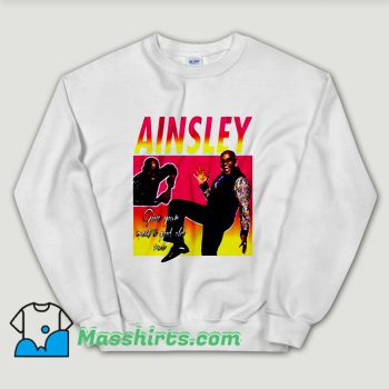 Cheap Ainsley Harriott Meme Unisex Sweatshirt