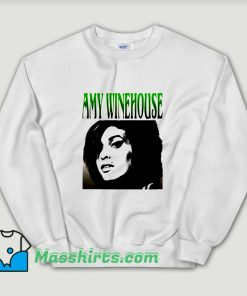Cheap Amy Winehouse Cover Unisex Sweatshirt