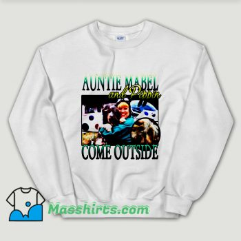 Cheap Auntie Mabel And Pippin Unisex Sweatshirt