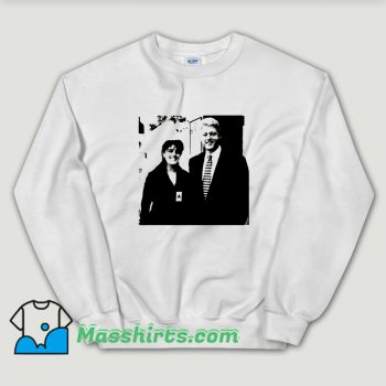 Cheap Bill Clinton and Monica Lewinsky Unisex Sweatshirt