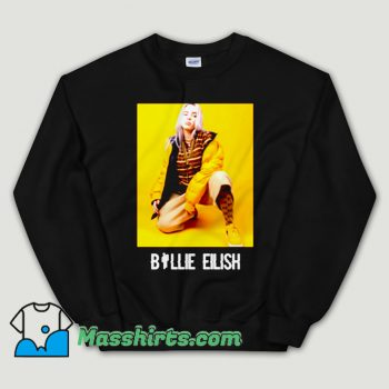 Cheap Billie Eilish Tour Unisex Sweatshirt